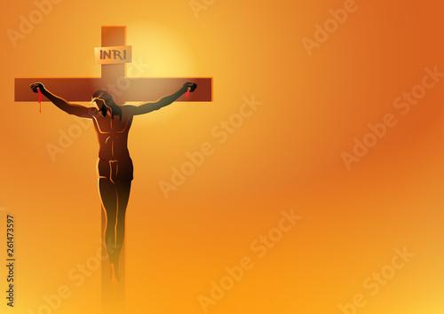 Fotografía Jesus Dies On The Cross
