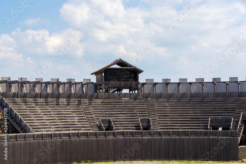 Slika na platnu Reconstructed Roman amphitheater, Coloseum