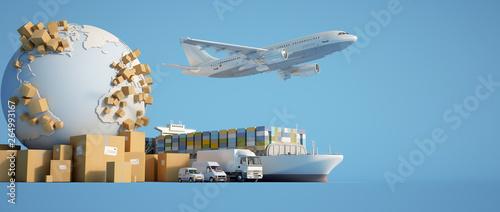 Global transportation industry