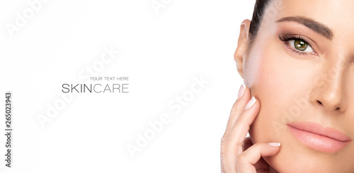 Fotografiet Beauty and Skincare Concept