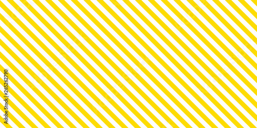 Summer background stripe pattern seamless yellow and white.