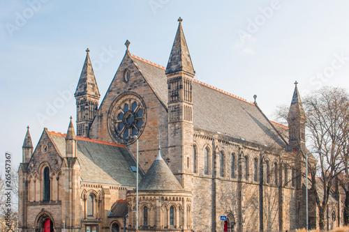 Leinwand Poster Mansfield Traquair Church Edinburgh Scotland