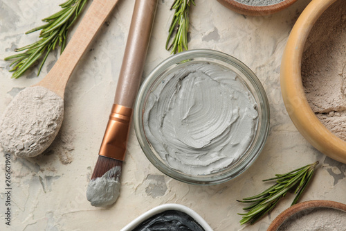 Fotografia Cosmetic clay