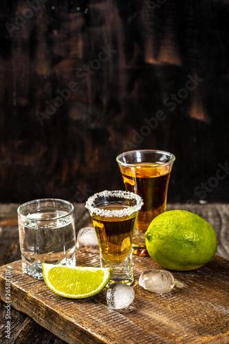 Alcoholic drink concept Fototapeta