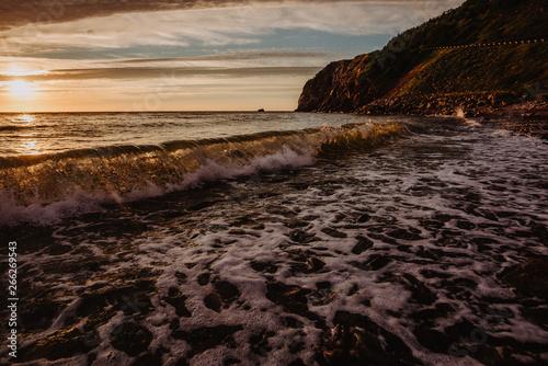 Tableau sur Toile Ocean Cape Breton Island, Canada