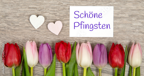 Photo Schöne Pfingsten