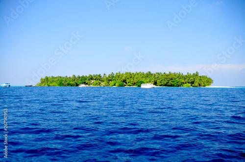 Fotografia Insel Fihalhohi Malediven