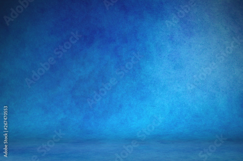 Leinwand Poster Studio portrait backdrops traditional painted canvas or muslin fabric cloth studio backdrop or background, suitable for use with portraits, products and concepts