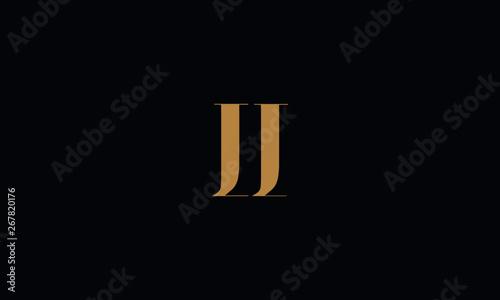 Fotografia II logo design template vector illustration minimal design