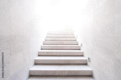 Stairway to the light Fototapeta