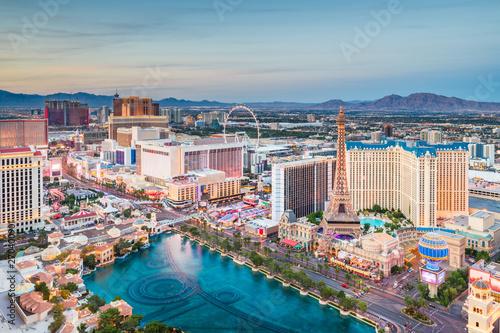 Photo Las Vegas, Nevada, USA Skyline