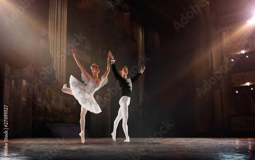 Valokuvatapetti Ballet