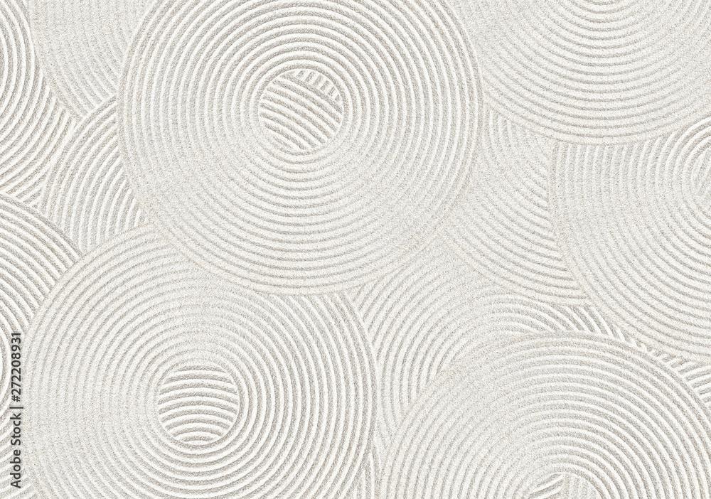 Zen pattern - obrazy, fototapety, plakaty