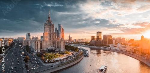 Canvas Print Russia