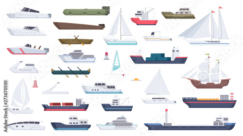 Fotografering Sea ship