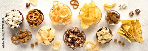 Photo Unhealthy Snacks