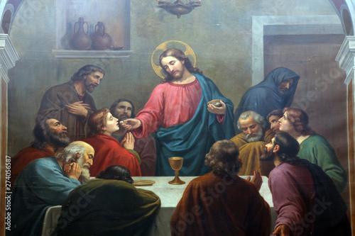 Obraz na plátne Last Supper