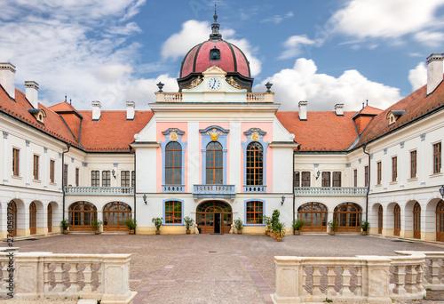 Fotografia, Obraz Royal Palace of Godollo in Hungary