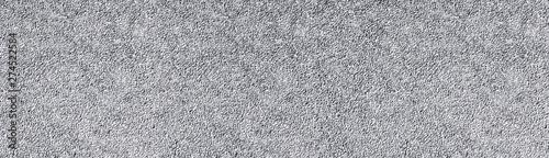 Obraz na płótnie Light gray stone wall wide texture