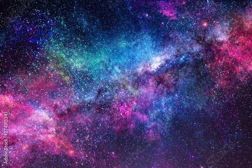 Valokuvatapetti 銀河
