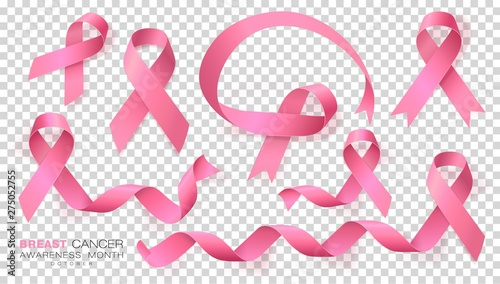 Photo Breast Cancer Awareness Month