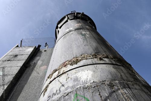 Mur de séparation à Bethleem Fototapeta