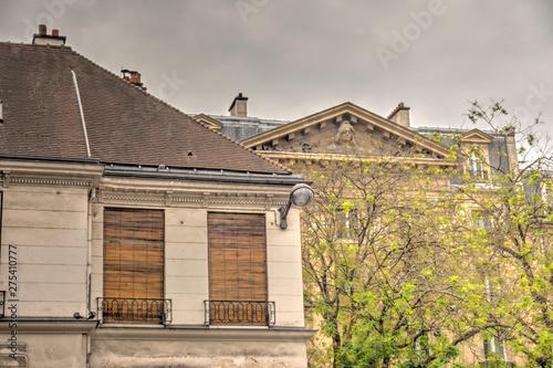 Carta da parati Paris, Faubourg Saint-Antoine