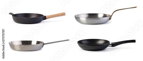 Fotografie, Obraz Frying Pan Set