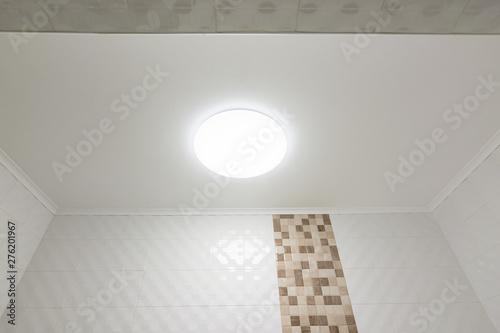 The ceiling in the bathroom Fototapeta