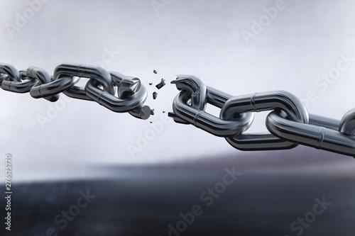 Fotografie, Obraz Chain.