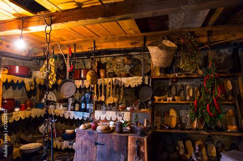 Tablao village, Cunqueiro Land, Fuentes del Narcea, Degaña e Ibias Natural Park, Asturias, Spain, Europe