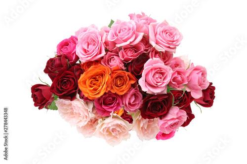 Fotografia 薔薇の花束