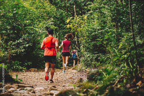 Obraz na plátně Runners