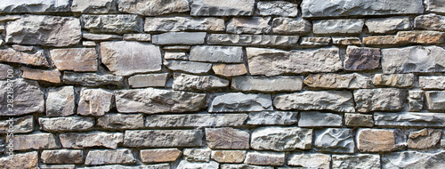 old rock stone wall texture