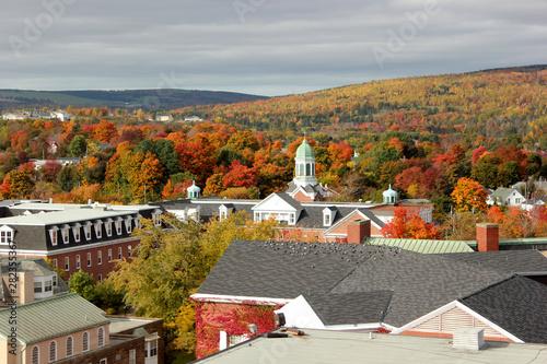St. Francis Xavier University, Antigonish, Nova Scotia Fototapeta