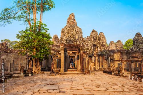 Fototapeta premium Świątynia Bayon w Siem Reap