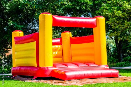 Fotografia new bouncy castle