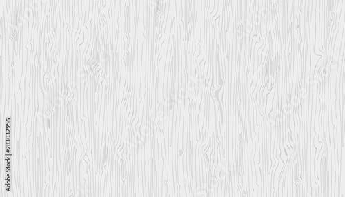 Obraz na plátně Vector light gray wooden texture