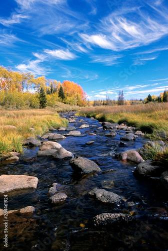 Photo Stream in Fish Lake Mountains, Utah, USA