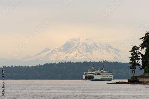 Photo Usa, Washington State, Puget Sound