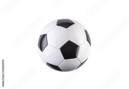 Soccer ball isolated on white background Fototapeta