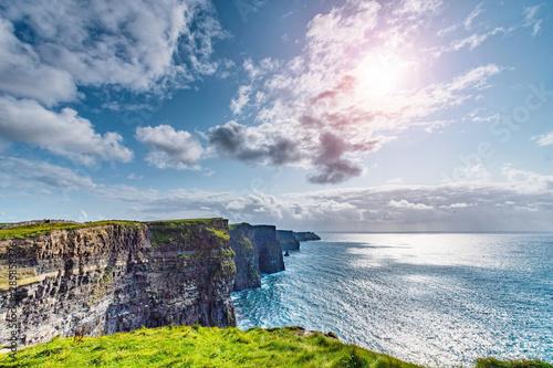 Fotografía Cliffs of Moher Ireland