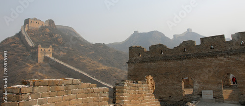 Fotografie, Obraz The Great Wall of China