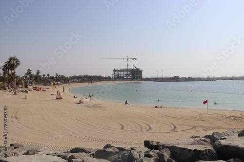 Foto Plage à Dubaï, Émirats arabes unis