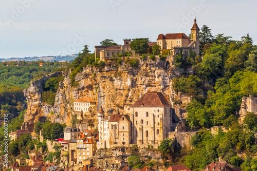 Rocamadour, Lot, Dordogne, France Fototapeta