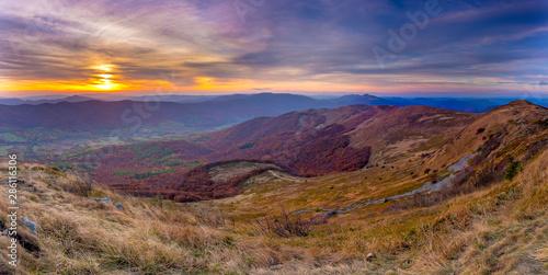 Bieszczady - Carpathians Mountains