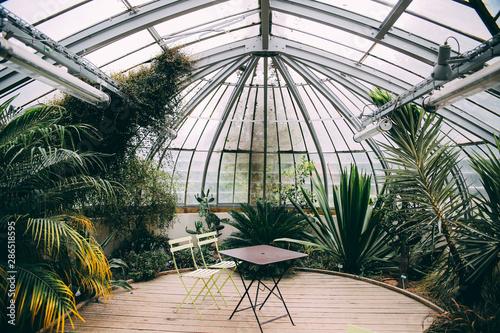 Canvas-taulu nantes jardin botanique