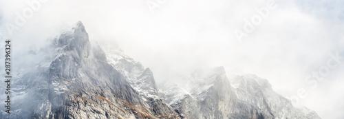 Mountain, Jungfrau region, Switzerland Poster Mural XXL