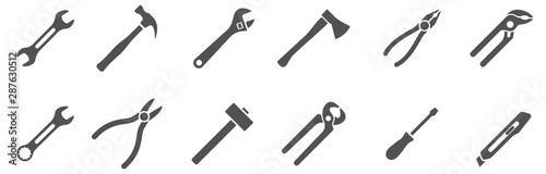 Canvastavla Tools icons set