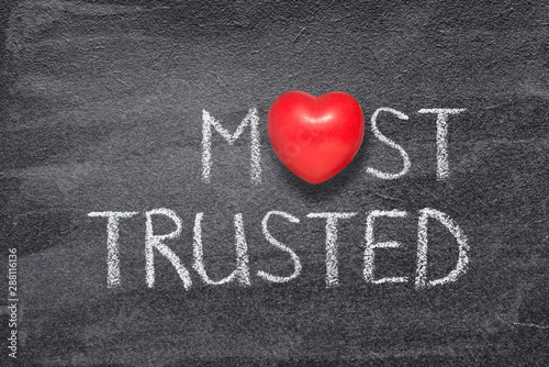most trusted heart